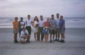 My Wedding on Cumberland Island