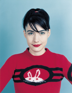 photo of Kathleen Hanna